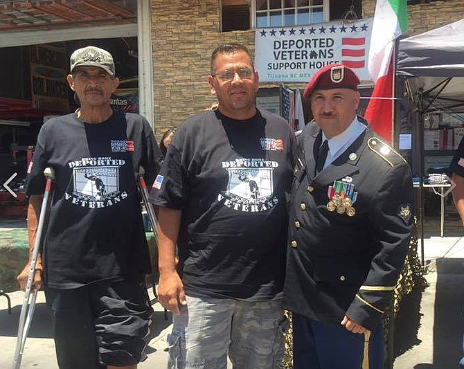 Hector Barajas Varela on right. Courtesy of Facebook: