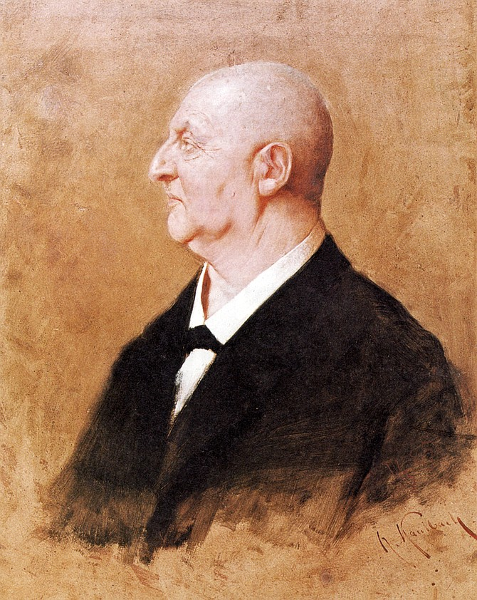 Anton Bruckner: Drink from the firehose, bitches.
