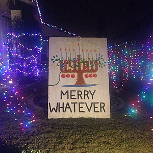 The Most Audacious Neighborhood Displays Of Christmas Cheer San