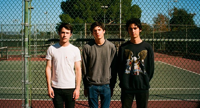 "Wallows (""kinda like the Strokes"") is at House of Blues on February 1"