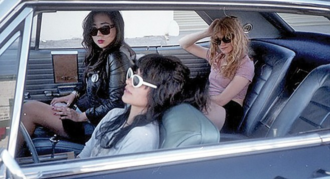 They might drive, though (L.A. Witch)