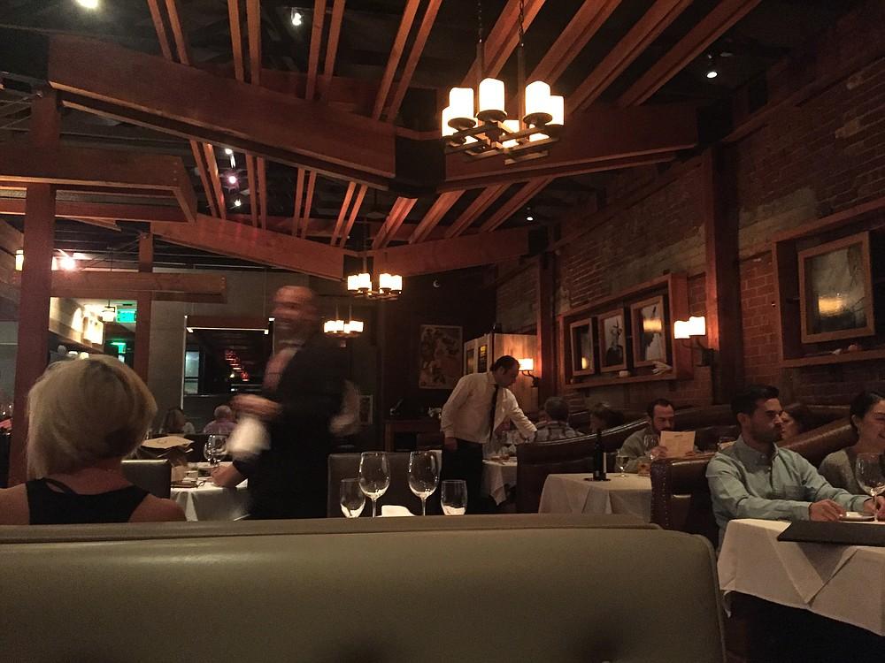 Inside the bustling Cowboy Star on a Saturday night