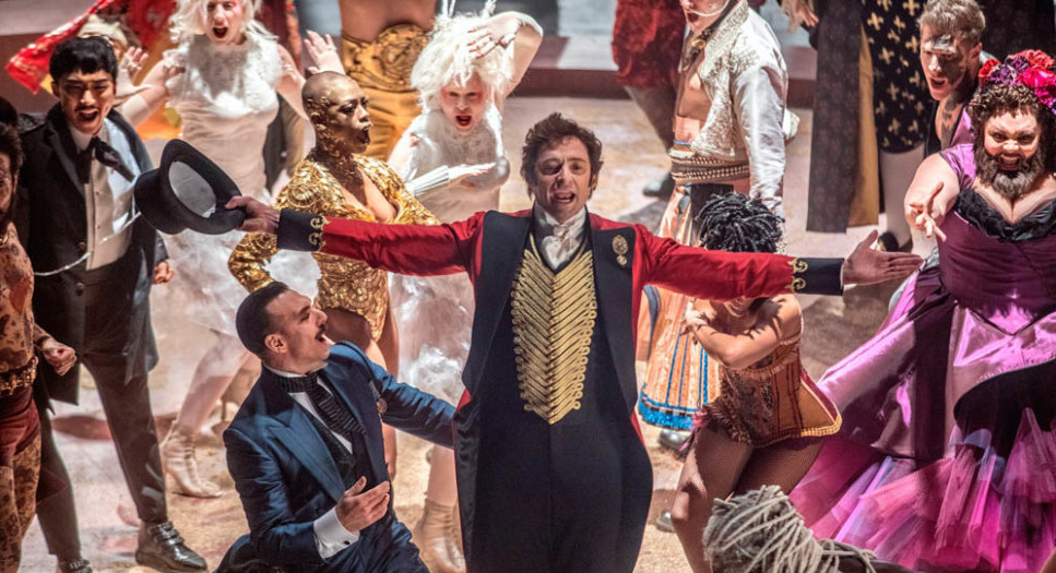 The Greatest Showman: Ladies and gentlemen, may I have your attention, please!