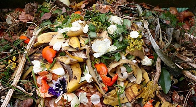 Compost is a commodity now that small operators can collect what garbage haulers used to pick up.