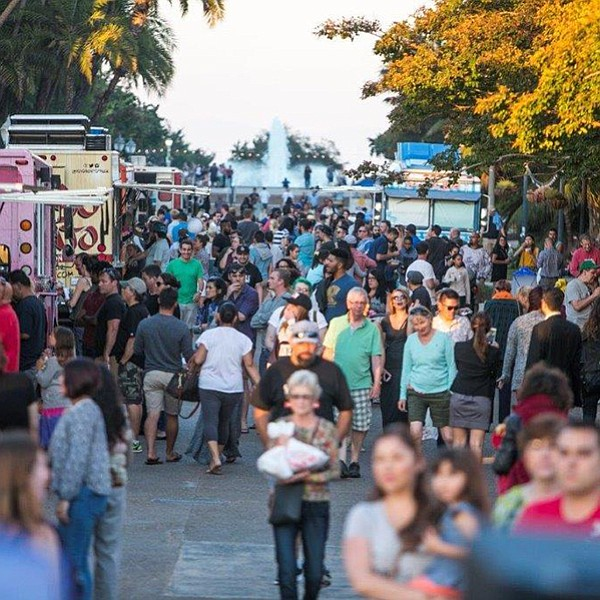 Last chance for food trucks in Balboa Park