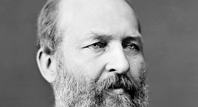 James Garfield, a deeply Christian president