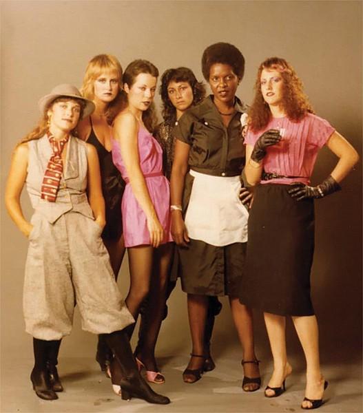 The Dinettes around 1979