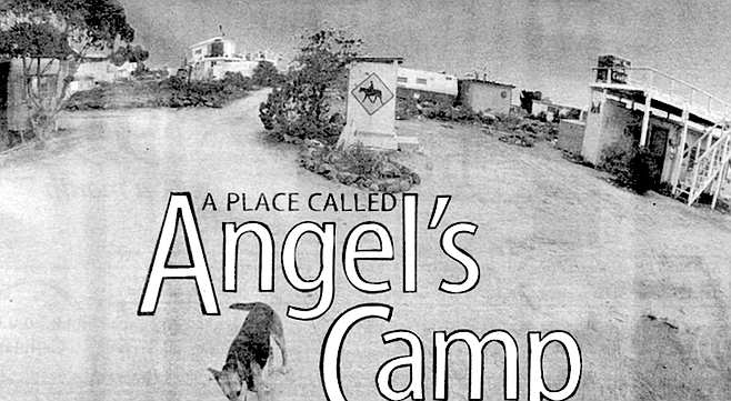 3b03ca1a74 Angel's Camp: how Americans settle into a life in Baja | San Diego ...