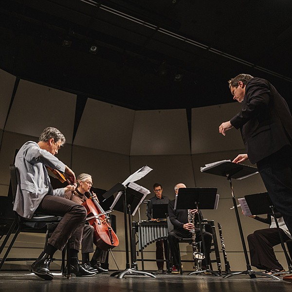 SoundOn is a four-day exploration of contemporary chamber music