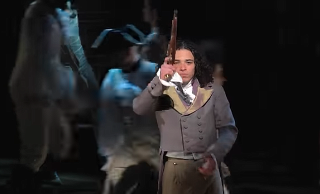 Hamilton will have several preview nights before it opens.