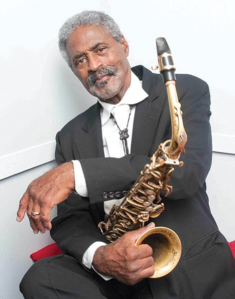 "Charles McPherson: ""It's a place where you can trade ideas."""