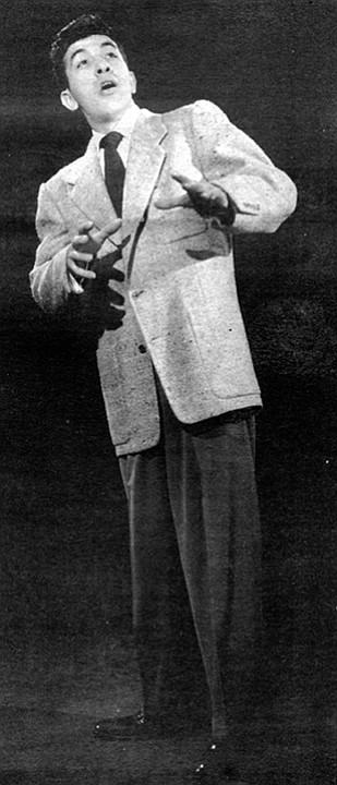 Larry Kane. c. 1940s