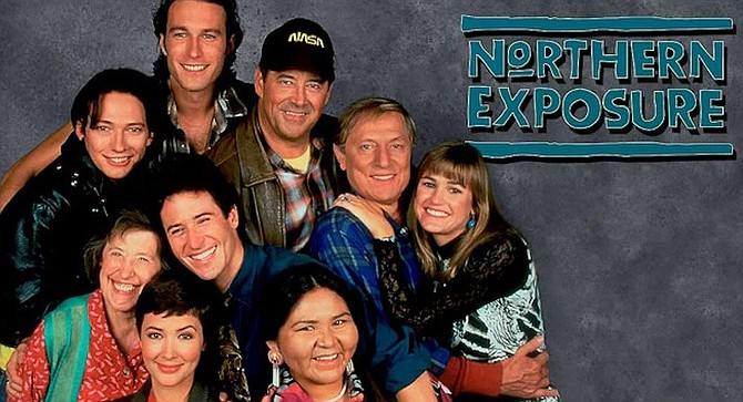 Northern Exposure. There's always something new!