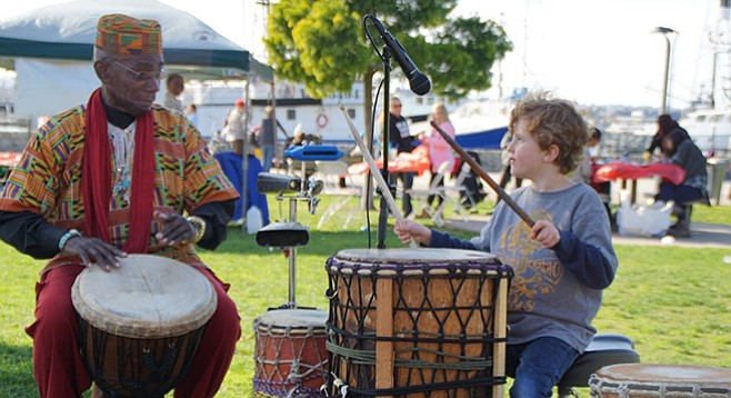 Saturday, January 13: Multicultural Festival