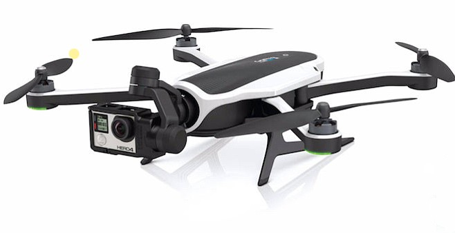 GoPro's Karma drone doesn't operate well in the heat, says one flyer.