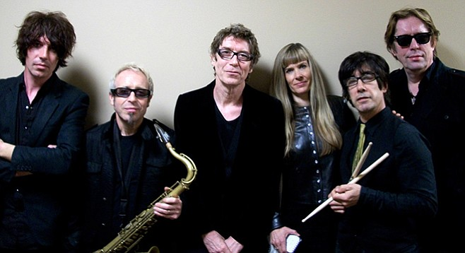 The Psychedelic Furs perform at the Belly Up on March 6