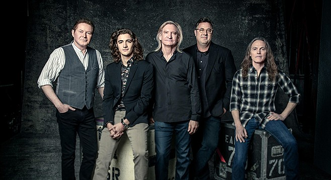The Eagles, minus Glenn Frey