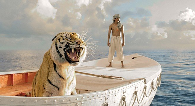 Glad to be proven wrong on Life of PI.