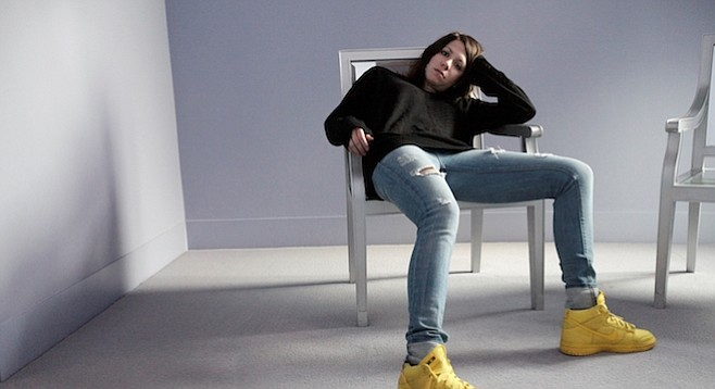 K.Flay took her show down the road after the Observatory postponed her January 13th gig