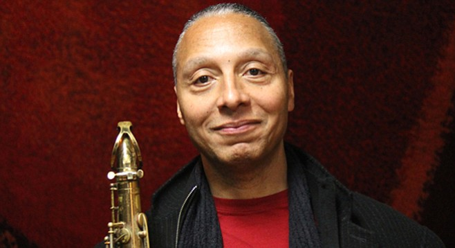 Ralph Moore, part of the newly announced Jazz at the Athenaeum winter series