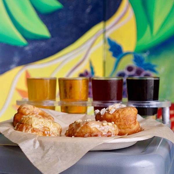 Kilowatt Brewing celebrates with beer + donuts