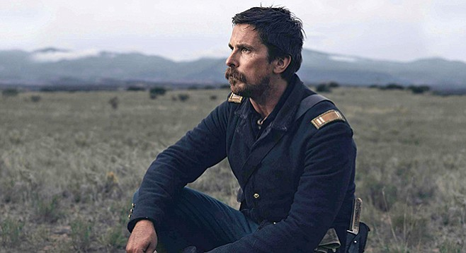 Hostiles: Christian Bale breaks out his thousand-yard stare for Scott Cooper's story about killing and what it does to a man.