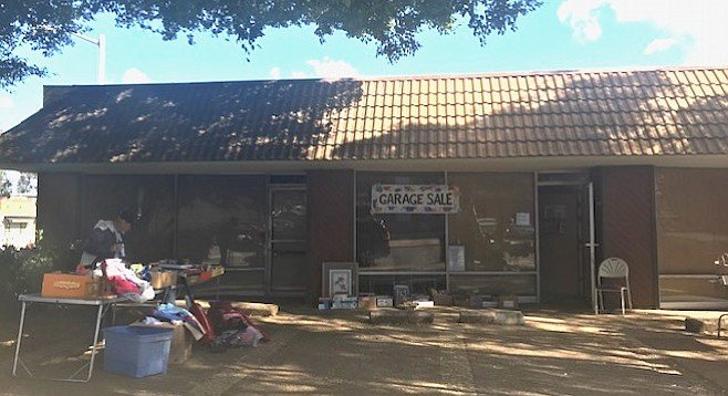 SDPD's plan for a new storefront will displace the group that also used 3905 Adams Avenue as HQ for their citizens' patrol activities.
