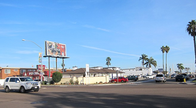 The Dolphin Motel