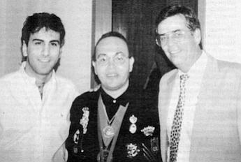 Zampella, Murray, John Hartley