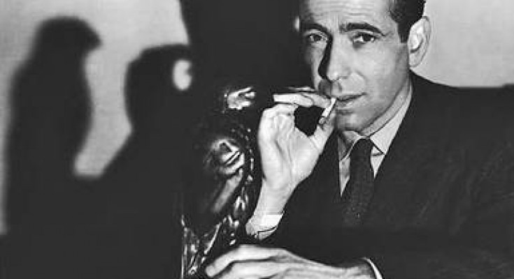 """The Maltese Falcon: """"The stuff that dreams are made of"""" —who knew private eyes were so Shakespearean?"""