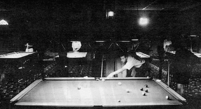 Nicer Than A Dance Club Fats Billiards San Diego Reader - Fats pool table