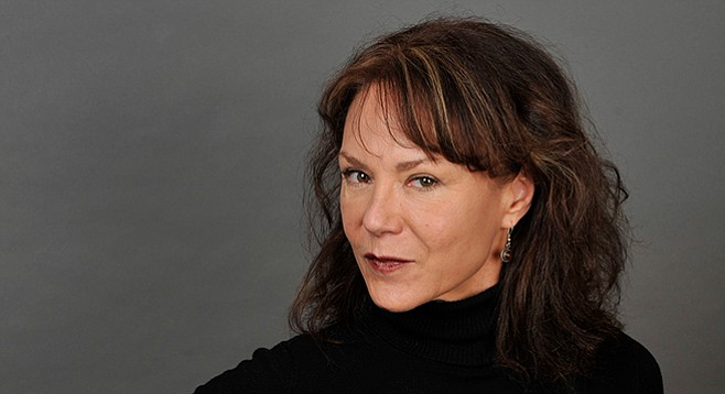 Cecilia Woloch is the author of six collections of poems, most recently Carpathia