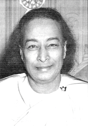 Paramahansa Yogananda, an hour before his death, March 7, 1952