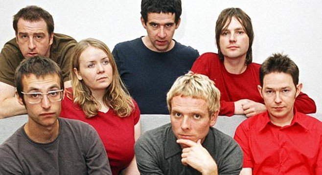 Belle & Sebastian headline their first local appearance in three years