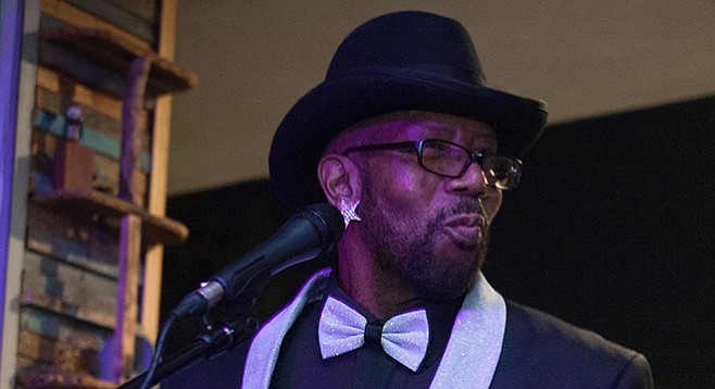 Captain Morgan Lee was created to bring back soul, R&B, and funk (Henry Wallace)