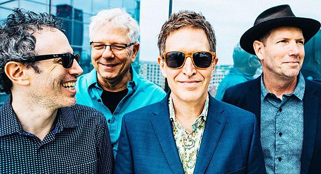 Dream Syndicate will find themselves at the Casbah