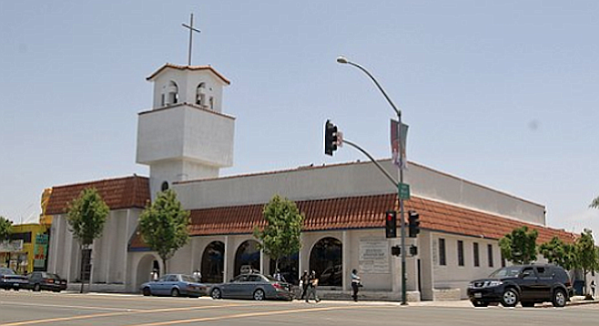 Pastor accused of sexual healing | San Diego Reader
