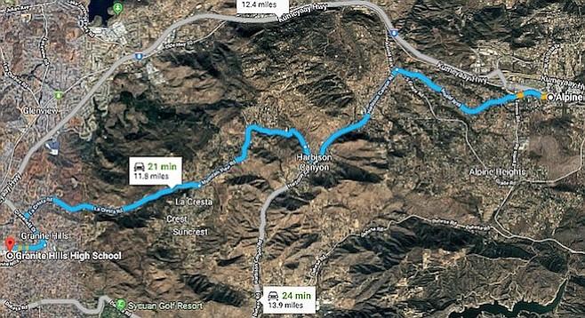 Alpine news & stories   San Diego Reader