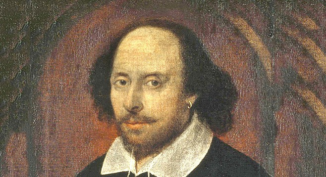 William Shakespeare needs no introduction