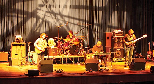 Pure Prairie League got going in 1965, but a constantly changing band roster made their sound vary quite a bit.