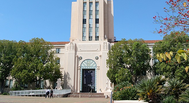 San Diego City and County Administration Building