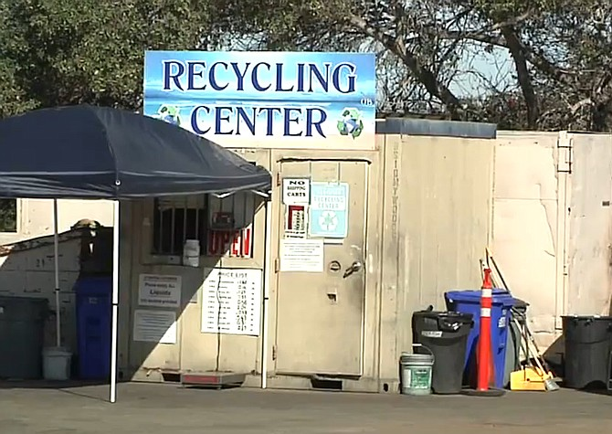 Prince maintains that homeless people that recycle aren't the problem, but rather the homeless people that don't recycle.