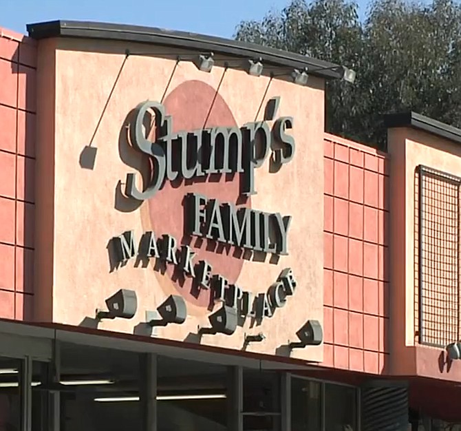When Stump opened up his market thirty years ago, he got rid of the recycling center that was there. It was a problem then, but not as extreme.
