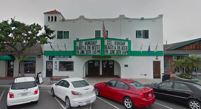 Carlsbad Village Theatre, 2822 State Street