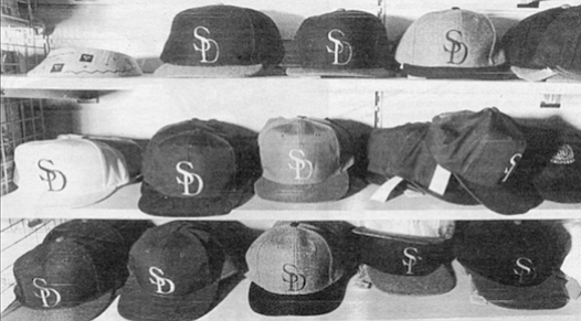 Imagine the same basic hat being used for Hawaii, or Santa Monica, or Bali, or even Bangladesh.