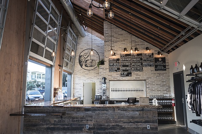 Eppig's new tasting room revives the eagle branding of its 19th century beer company namesake