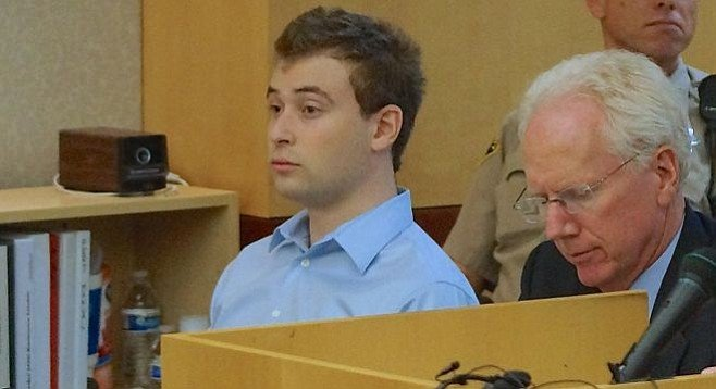 Jack Doshay w attorney Paul Pfingst