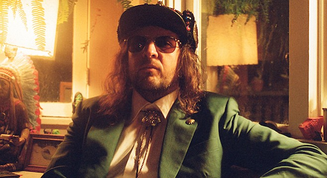 King Tuff is trying something new