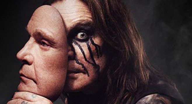 Ozzy Osbourne creeps out Mattress Firm Amphitheatre October 9