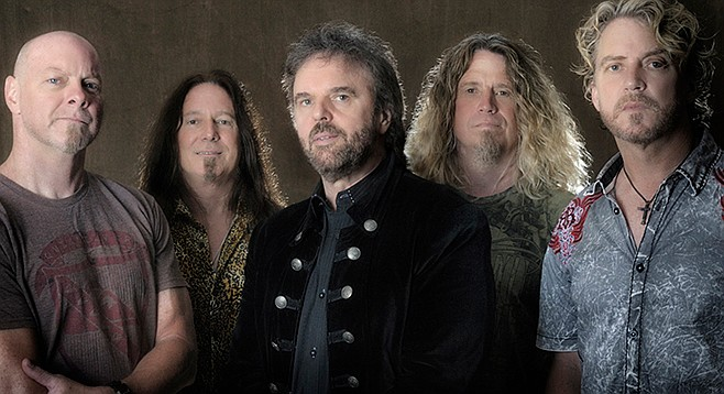 38 Special has ditched the gun-barrel image